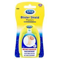Scholl Blister Gel Plaster Large 5 Pack