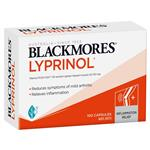 Blackmores Lyprinol Marine Value Pack 100 Capsules