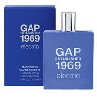 GAP Electric Eau De Toilette 100ml