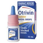 Otrivin Nasal Drops Child 10mL