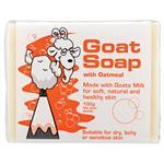 Goat Soap Oatmeal 100g