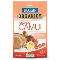 Bioglan Organic Camu Powder 100g