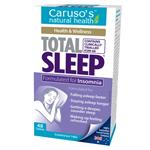 Carusos Natural Health Total Sleep 48 Tablets