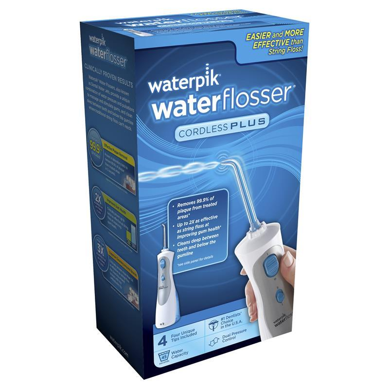 waterpik waterflosser cordless plus my chemist. Black Bedroom Furniture Sets. Home Design Ideas