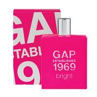 GAP Bright Eau De Toilette 100ml