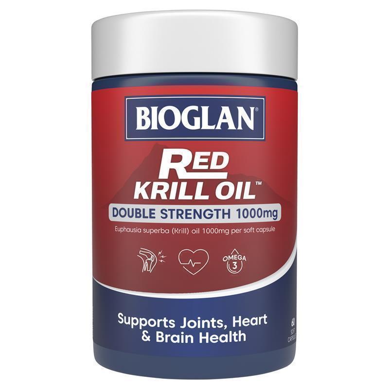 Buy bioglan red krill oil 1000mg 60 capsules online at for Krill or fish oil