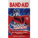 Band-Aid Character Strips Transformers 20