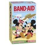 Band-Aid Character Mickey Mouse Waterproof Strips 15 Pack