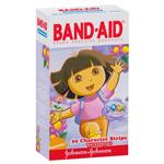 Band-Aid Character Strips Dora 20