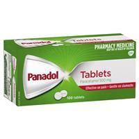 Panadol 500mg 100 Tablets