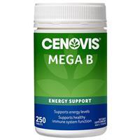 Cenovis Mega B Value Pack 250 Tablets Exclusive