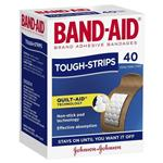 Band-Aid Tough Strips 40