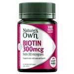 Nature's Own Strong Nails 100 Tablets
