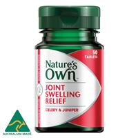 Nature's Own Joint Swelling Relief 50 Tablets