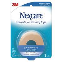 Nexcare Absolute Waterproof Tape 25.4mm x 4.57m