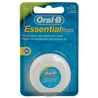 Oral B Essential Floss Mint 50m