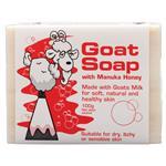 Goat Soap With Manuka Honey 100g