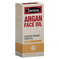 Swisse Skincare Argan Face Oil 50ml