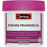 Swisse Ultiboost Evening Primrose Oil 200 Capsules