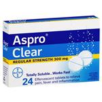 Aspro Clear Tablets 24