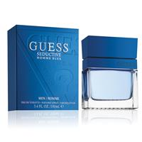Guess Seductive Blue Eau De Toilette 100ml