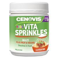 Cenovis Kids Vita Sprinkles Multivitamin Plain 90g