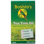 Bosistos Tea Tree Oil 10ml