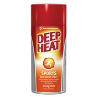 Deep Heat Sports Spray 100g