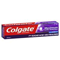 Colgate Toothpaste Maximum Cavity Protection Cleanmint 190g