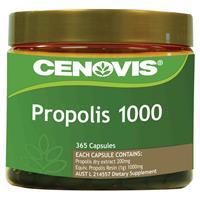Cenovis Propolis 1000mg 365 Capsules