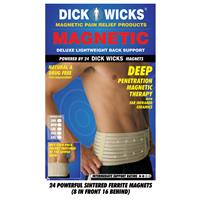 Dick Wicks Magnetic Lower Back Support Belt Small