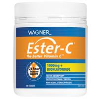 Wagner Ester C 1000mg 180 Tablets