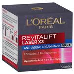 L'Oreal Dermo Revitalift Laser Night Cream 50ml