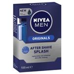 Nivea for Men Original After Shave Splash 100ml