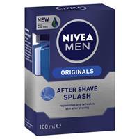 Nivea for Men Original After Shave Splash 100ml