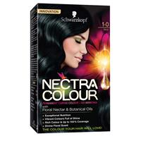 Schwarzkopf Nectra Colour 1-0 Black