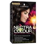 Schwarzkopf Nectra Colour 4-0 Dark Brown