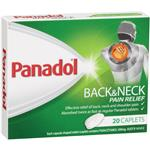 Panadol Back & Neck Long Lasting 20