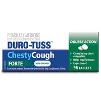 Duro-Tuss Chesty Forte 96 Tablets