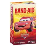 Band-Aid Character Strips Cars 15