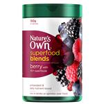 Nature's Own Superfood Blends Berry Plus 40 150g