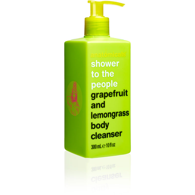 Image of Anatomicals Shower To The People Body Cleanser 300ml