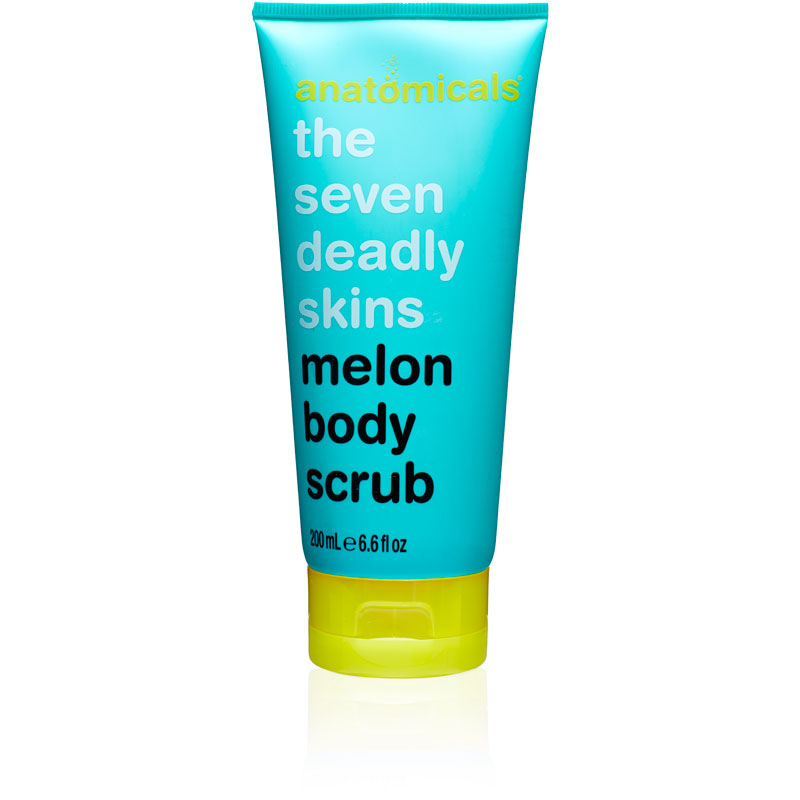 Image of Anatomicals The Seven Deadly Skins Body Scrub 200ml