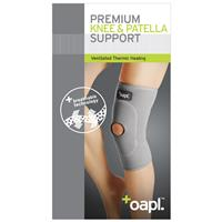 Oapl 65083 Knee & Patella Premium Support Extra Large