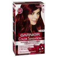 Garnier Color Sensation 4.60 Intense Dark Red