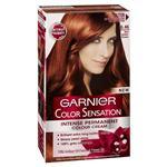 Garnier Color Sensation 6.46 Red Amber Brown