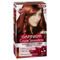 Garnier Color Sensation 6.46 Red Amber Brown
