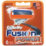 Gillette Fusion Power Cartridge 6 Pack