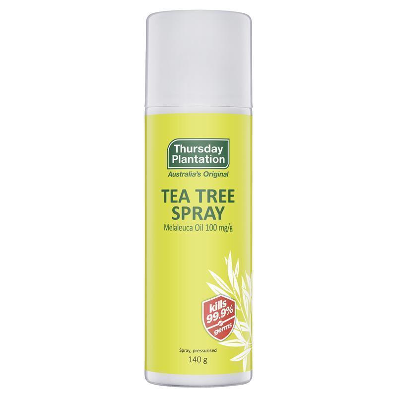 Tea tree spray
