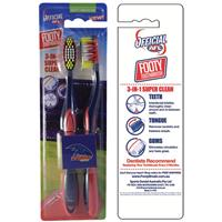 AFL Toothbrush Adelaide Crows Twin Pack